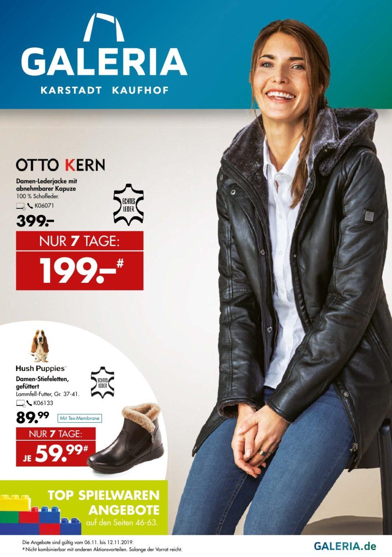 Karstadt Angebote gültig vom 06.11.2019 bis 12.11.2019