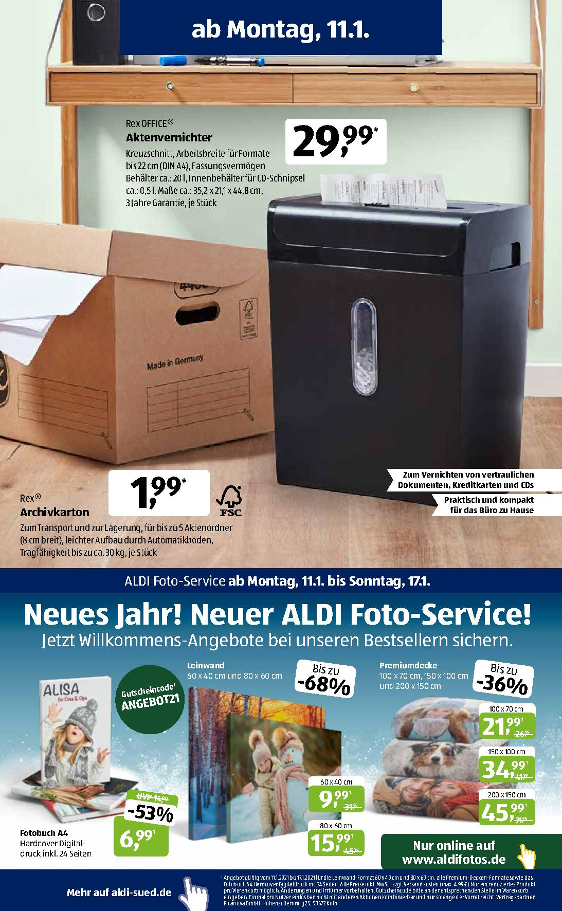 Aldi-Laptop Angebot 2021